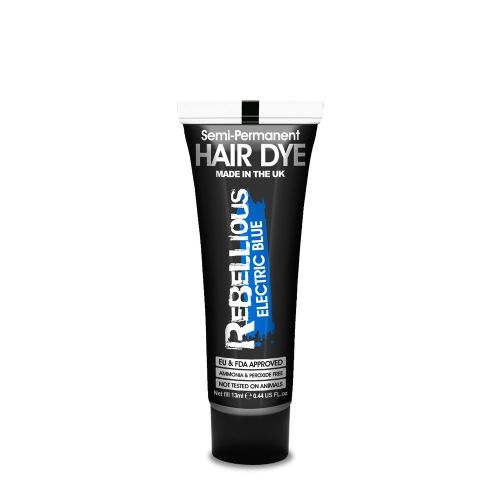 Electric Blue - Semi Permanent Hair Dye 13ml
